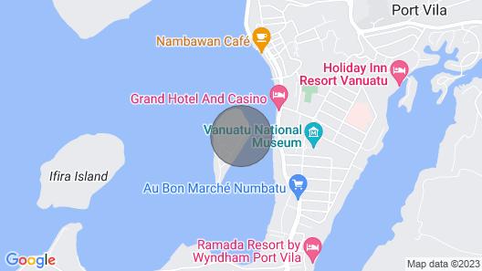 Amazing Ocean View Iririki Island Resort&spa Map