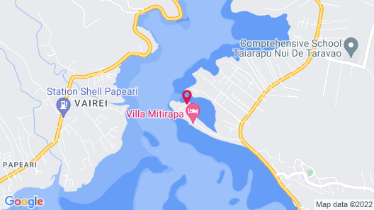 Villa Mitirapa Map