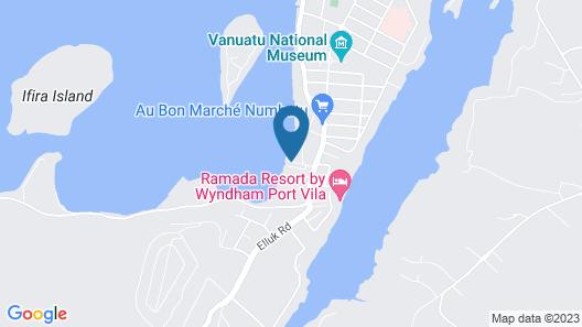 PASI Lodge Map