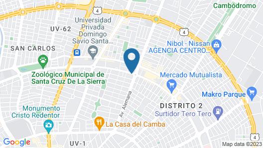 Hotel G Map