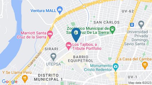 HB Equipetrol Map