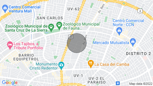 Luxury Apartment Map