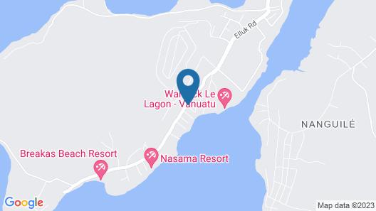 Nasama Resort Map