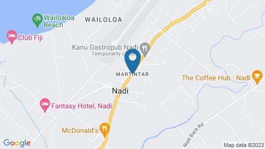 Nalagi Hotel Map