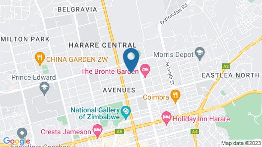 A Hidden Gem Map