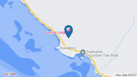 Vanira Lodge Map