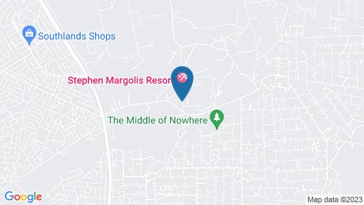 Stephen Margolis Resort Map