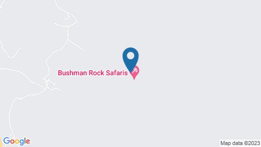 Bushman Rock Safaris Map