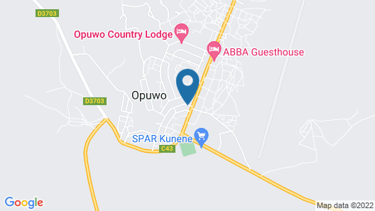 Ohakane Lodge Map