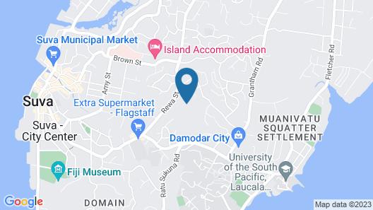 Island Apartments Map