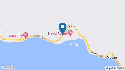 The Naviti Resort Map