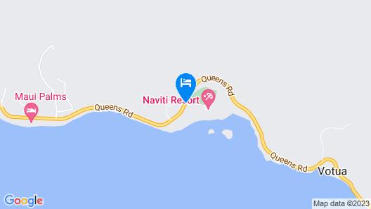 The Naviti Resort Map