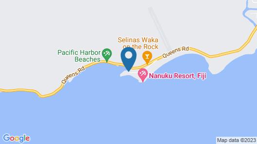 Nanuku, Auberge Resorts Collection Map