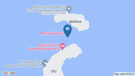 Mandala Resort Map
