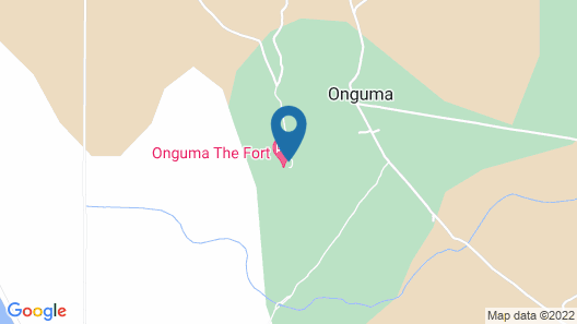 Onguma The Fort Map