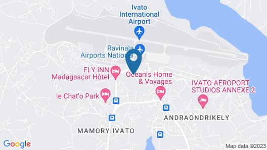 Homelidays Map