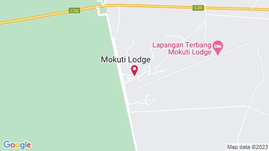 Mokuti Etosha Lodge Map