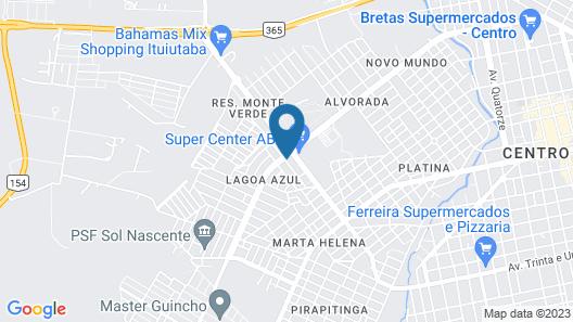 Grande Hotel Map