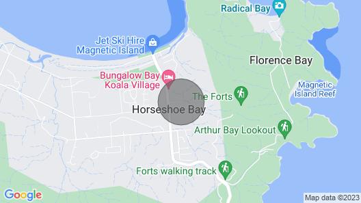 Bayside Retreat Map