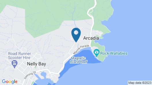 Dandaloo Gardens Map