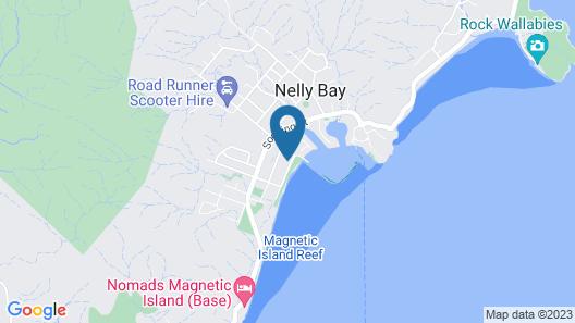 Island Palms Resort Map
