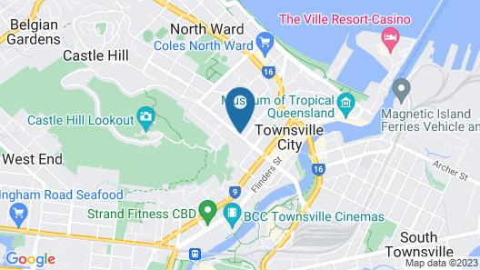The Robert Towns Map