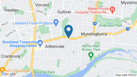 Vale Hotel Map
