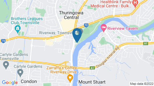 Itara Apartments Map