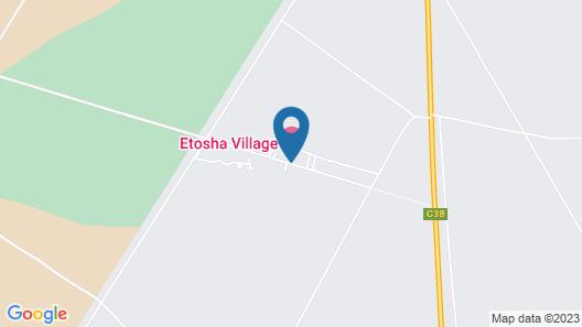 Etosha Village Map