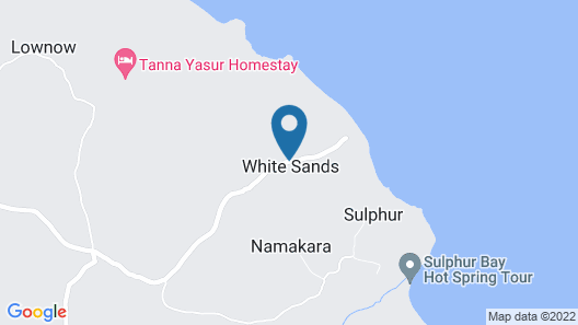 Tanna Top View Bungalows Map