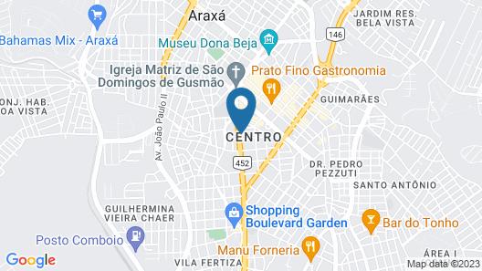 Avenida Park Hotel Map