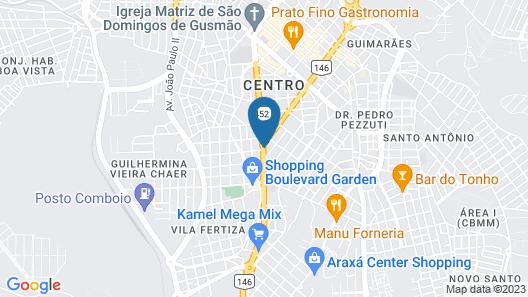 Hotel da Torre Map