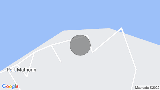 Apartment La Bonite Map