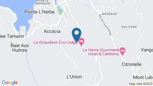 Villas Evasion Map