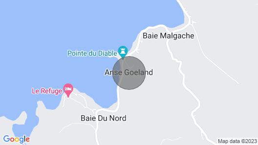 Villa sur mer Map