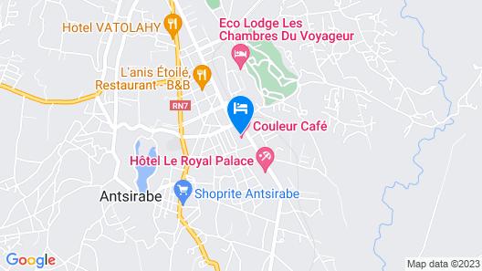 Couleur Café Map