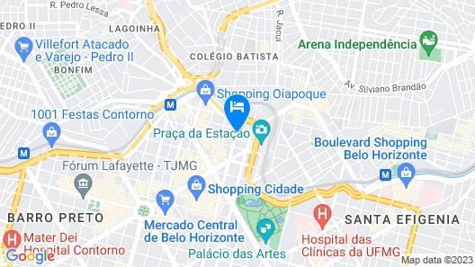 Hotel Habitare Map