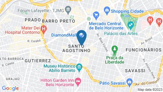 H2 Platinum Lourdes Map