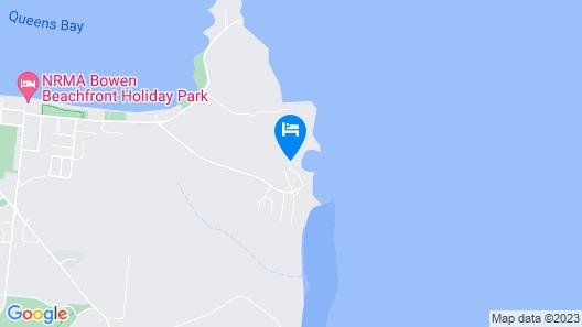 Rose Bay Resort Map