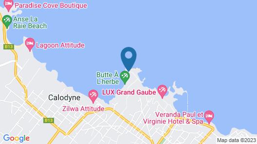 Matibi Villa Map