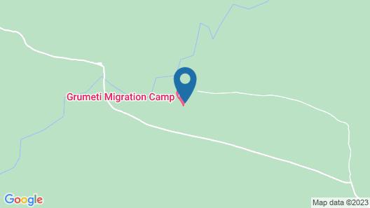 Grumeti Migration Camp Map