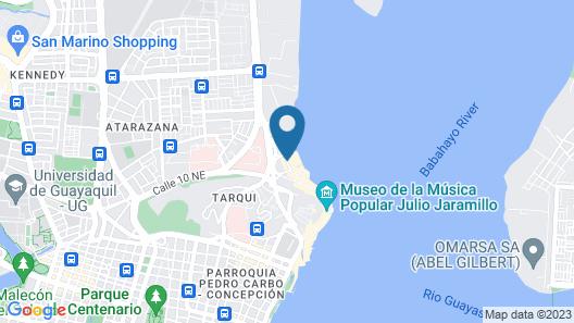 Torres Bellini II Map
