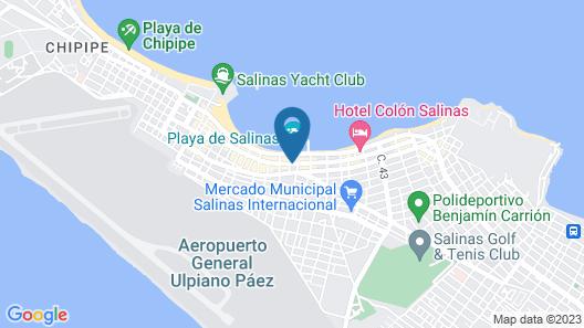 Marvento Suites Map