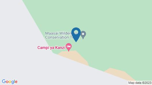 Kanzi House Map