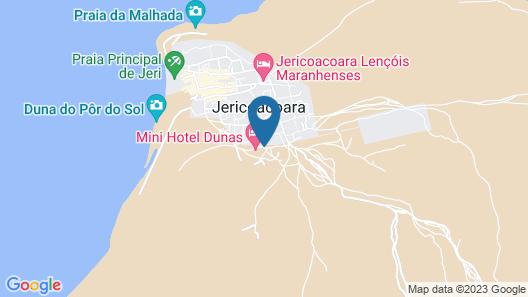 Lusa flat Jeri Map