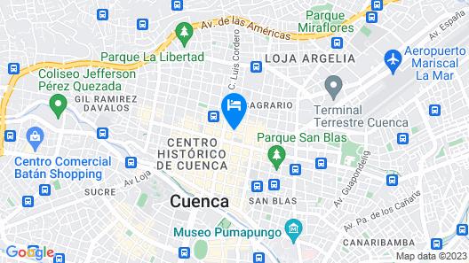 Santa Lucia House - Forum Map