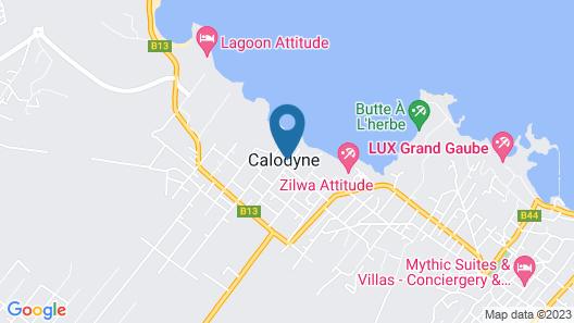 Sealife Resort & Spa Map