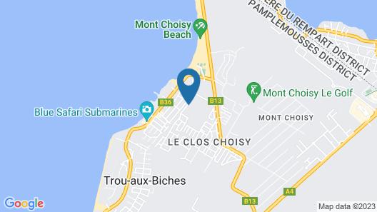 Choisy Les Bains Map