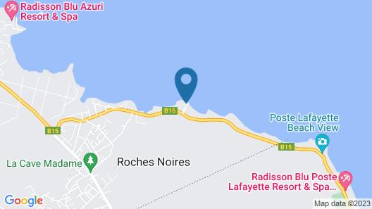 Radisson Blu Azuri Resort & Spa Map