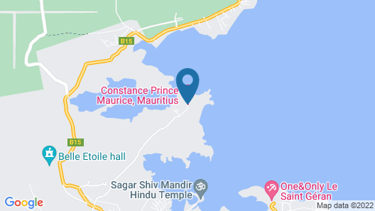 Constance Prince Maurice Map